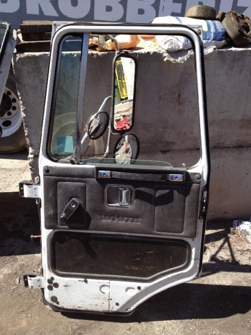 WHITE VOLVO WX Door Assembly, Front