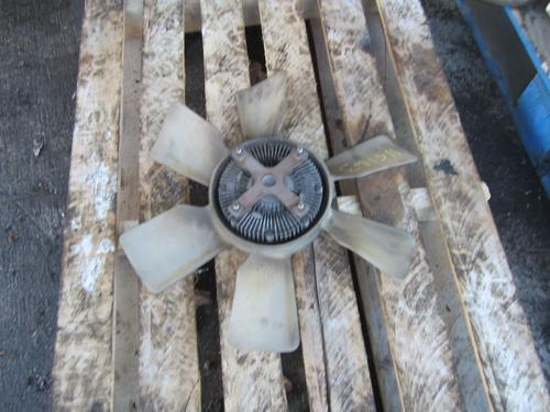Isuzu 4HE1XS Fan Clutch