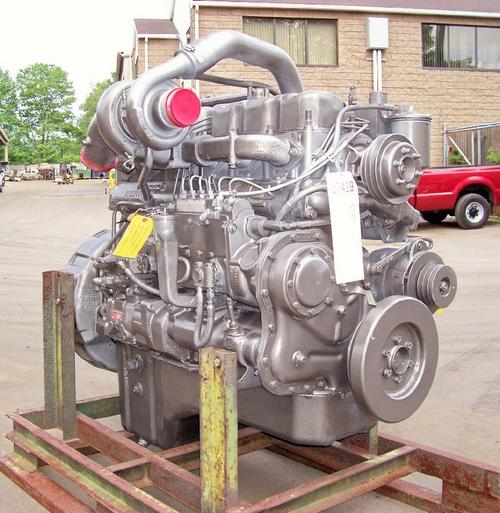 Mack ETZ675 Engine Assembly