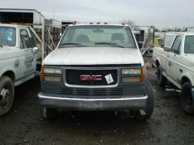 GMC 3500 Grille