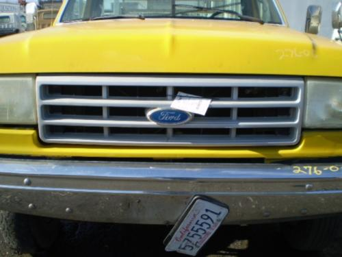 FORD F450 Grille
