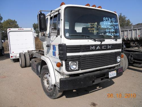 MACK MS200P Door Assembly, Front