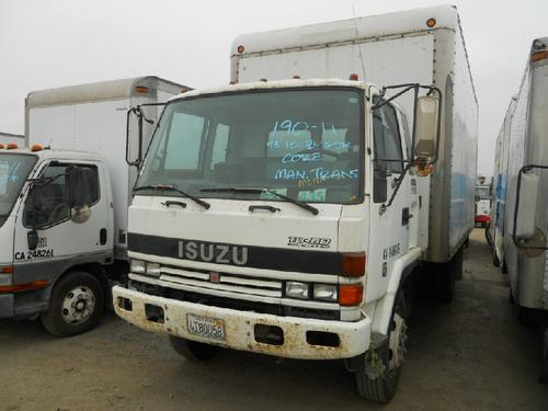 ISUZU FSR Mirror (Side View)