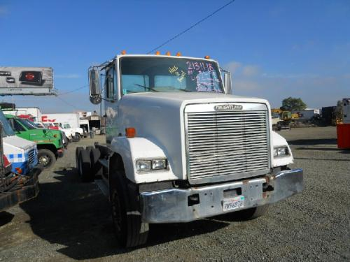 FREIGHTLINER FLC112 Fender Extension