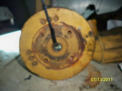CAT 3208N Water Pump