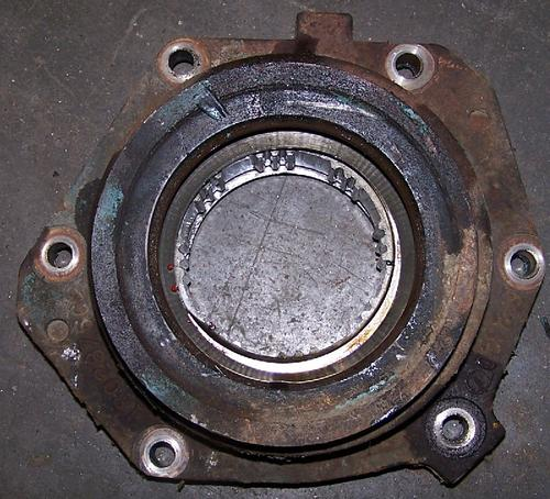 INTERNATIONAL DT466 Oil Pump