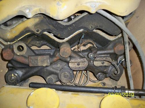 CAT 3406C Jake/Engine Brake