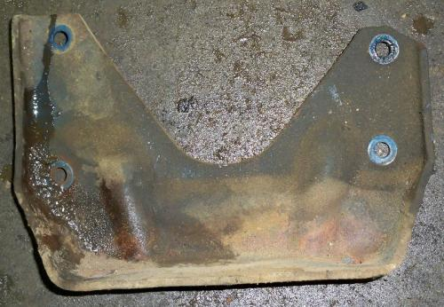 FORD LN750 Engine Mounts