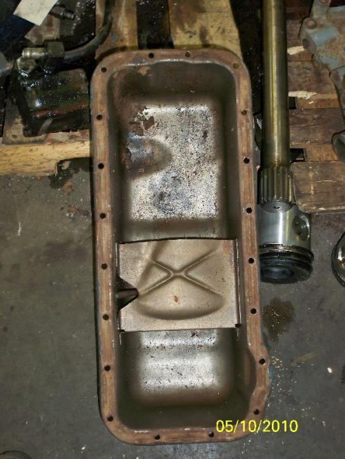 FORD 361 Oil Pan