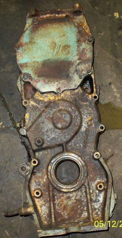 INTERNATIONAL 9.0 DIESEL Front Cover