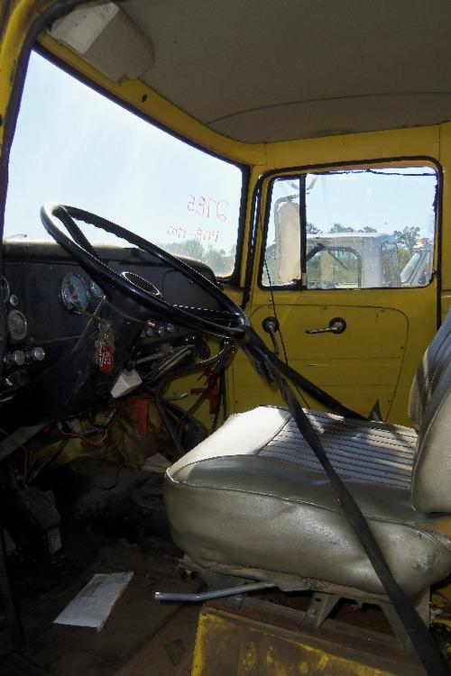 INTERNATIONAL 1700 LOADSTAR Cab