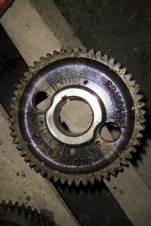 INTERNATIONAL DT466E Timing Gears