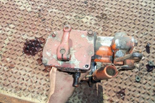 DETROIT 353 Fuel Pump (Tank)
