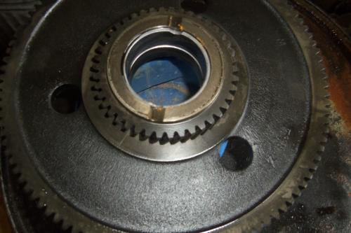 CAT 3406 Timing Gears