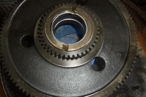 CAT 3406A Timing Gears