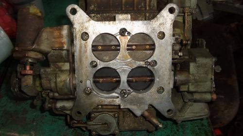 GM 366 Carburetor