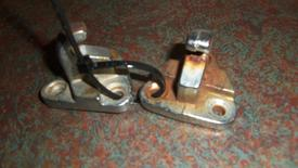 FORD LN600 Brackets, Misc.