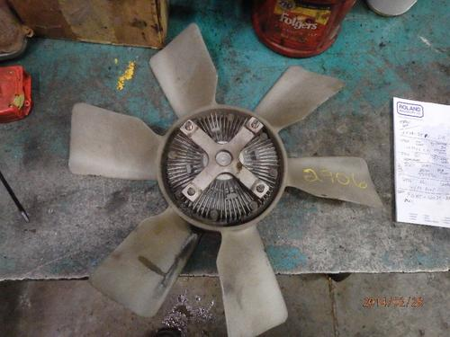ISUZU 4HE1TC Fan Blade
