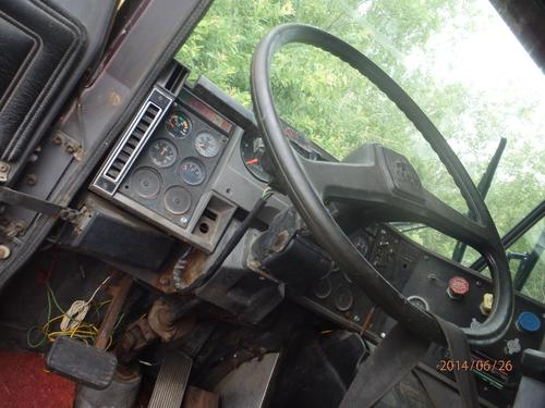 MACK MH600 SERIES Steering Column