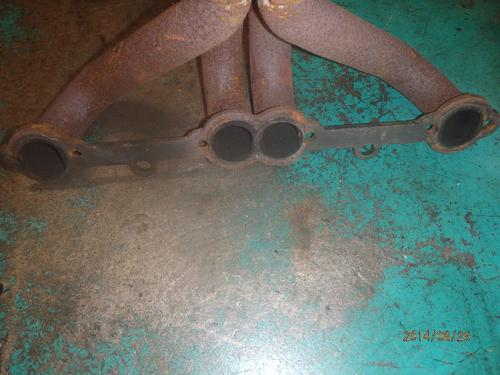 GM 350 Exhaust Manifold