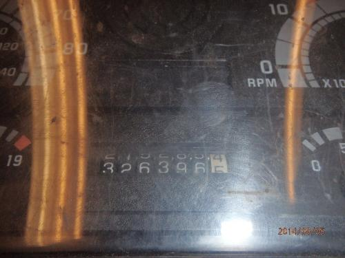 MISCELLANEOUS PARTS Instrument Cluster
