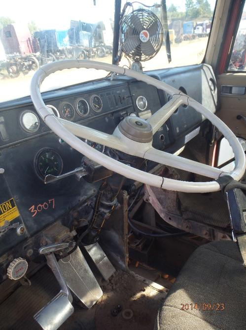 INTERNATIONAL 5000 PAYSTAR Steering Column