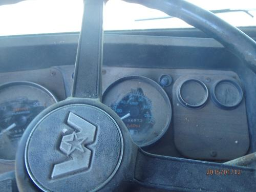 WESTERN STAR TRUCKS 400 Instrument Cluster