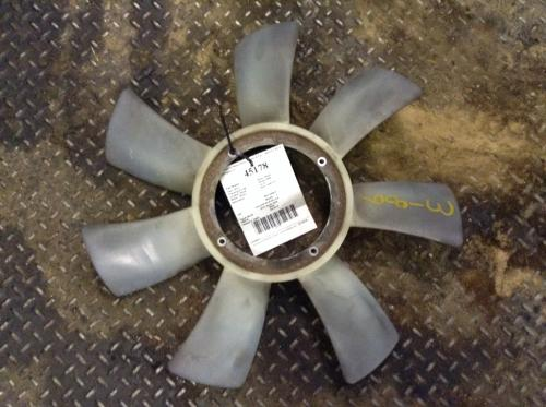 ISUZU 4HK1TC Fan Blade