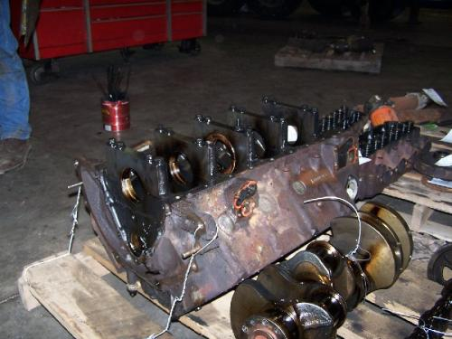 INTERNATIONAL 7.3 DIESEL Cylinder Block