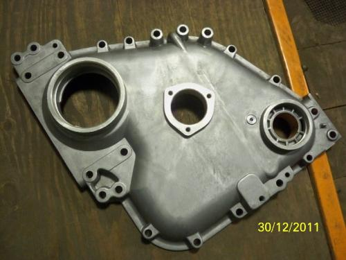 CUMMINS N14 Front Cover