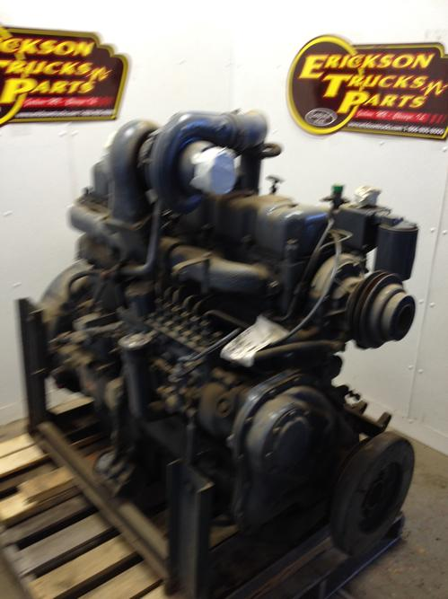MACK ENDT 676 Engine Assembly