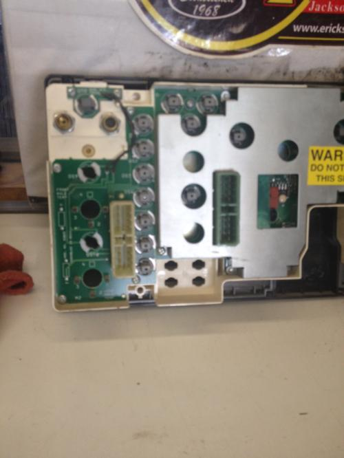 INTERNATIONAL 4900 Instrument Cluster