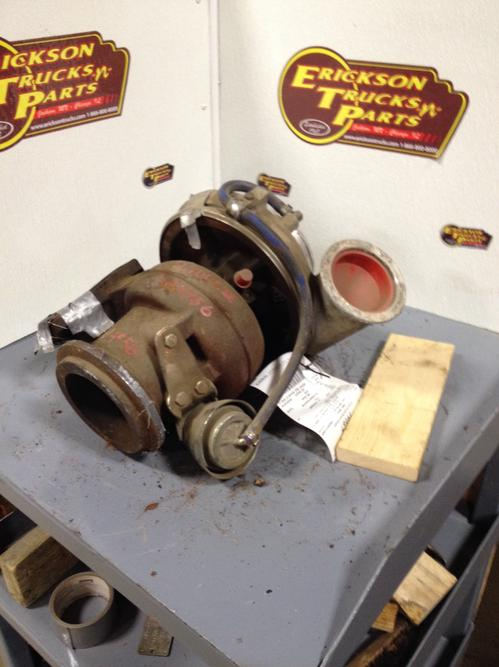 DETROIT Series 60 12.7 DDEC IV Turbocharger / Supercharger