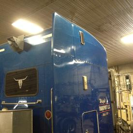 PETERBILT 379 Sleeper Fairing