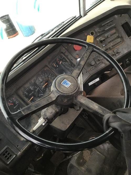 WHITEGMC WG Dash Assembly