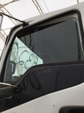 GMC T8500 Door Glass, Front