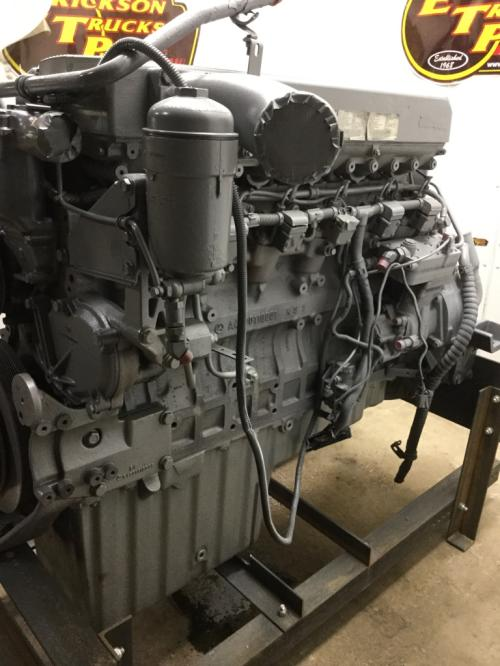 MERCEDES OM460 Engine Assembly