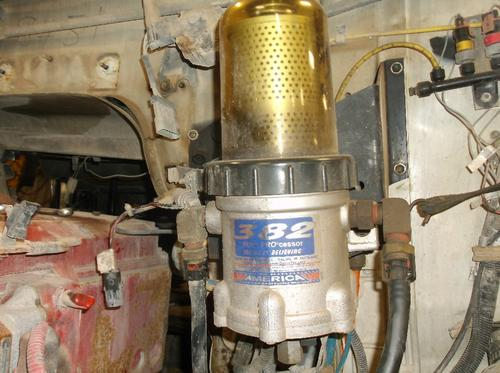 INTERNATIONAL 9400I Filter / Water Separator