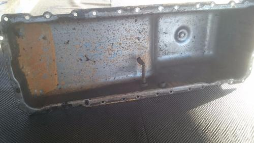 Caterpillar 3126 Oil Pan