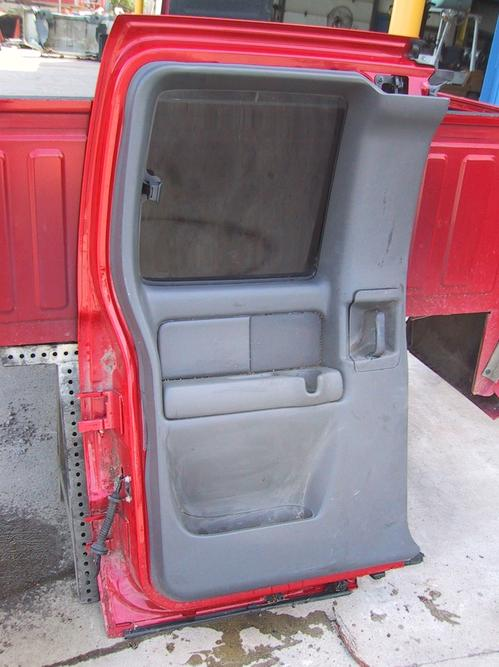 GMC SIERRA 1500 PICKUP Door Assembly, Front