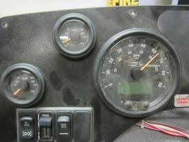 BLUE BIRD ALL AMERICAN REAR ENGINE Instrument Cluster