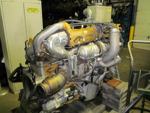 CAT CT13 Engine Assembly