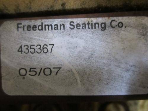 INTERNATIONAL P1000 Seat, Front