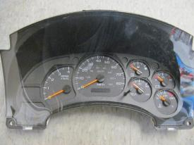 GMC - MEDIUM C7500 Instrument Cluster