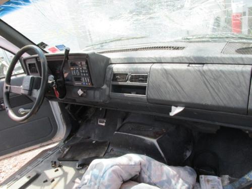 CHEVROLET KODIAK Dash Assembly