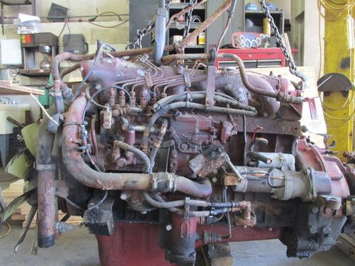 RENAULT MIDR-06.02.12 Engine Assembly