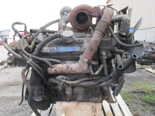 DETROIT 6V92T Engine Assembly