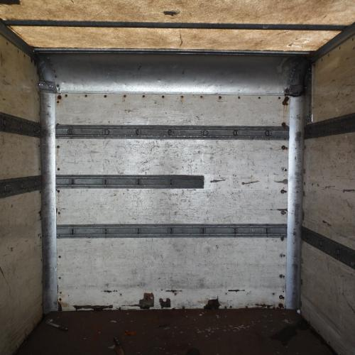 VAN 20 FOOT Body / Bed