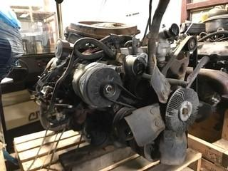 GM 6.5 Engine Assembly