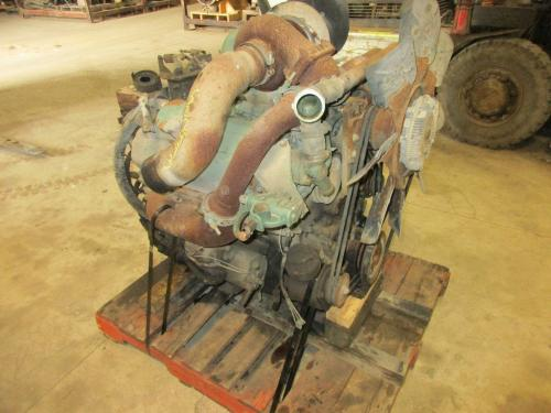 DETROIT 6V53T Engine Assembly